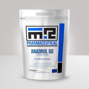 MR-PHARMA Anadrol 50mg/tab